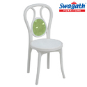 Opal White Chair