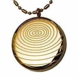 Gold AM Pendant