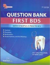 Question Bank First BDS  Dr.K Sathya Prakash