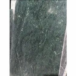 Polished Finish Indian Green Marble Slab, Application Area: Flooring, Thickness: 0.75 Inch