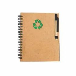 Falcon Spiral Note Book