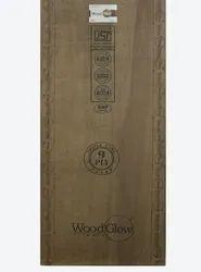 Wood Glow Flush Door