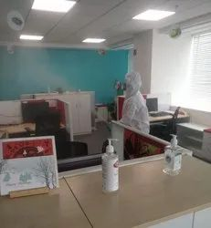 90 Days Sanitization Service For Societies, Offices, Hotels, Etc, Liquid