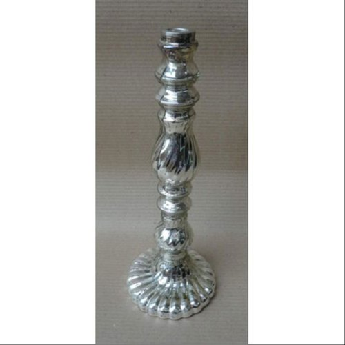SS Decorative Silver Candle Holder for Home Decor