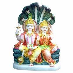 Laksmi & Vishnu Ji Statues