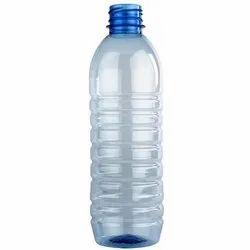 Plastic Empty Mineral Water Bottle