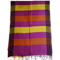Multi Color Wool Stole