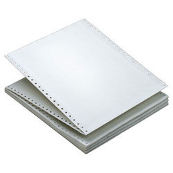 Single Color Computer Paper Printing Service, Location: Pan India