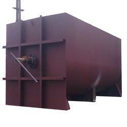 Steel Fab Equipments Air Cooled Crystallizer, Capacity: 65 Ton