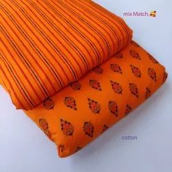 Mix Match Printed Rayon Fabric for Clothing