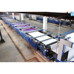 Fully Automatic Saree Printing Machine