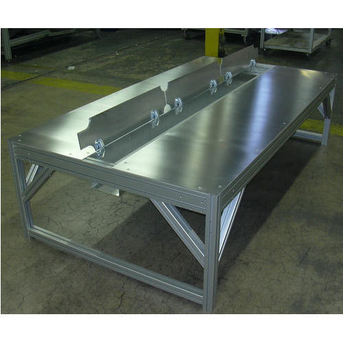Aluminum Profile Embly Tables