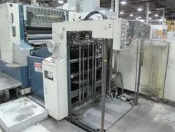 Used Offset KOMORI L 840 CX