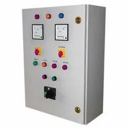 Star Delta Pump Control Panel