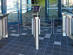 Entrance Security Access Control System