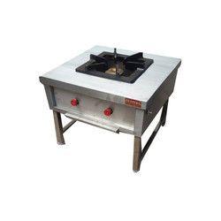 Cooking Range Single Burner Stockpot