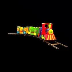 Children Park Train