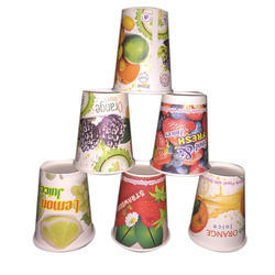 Disposable Paper Cup, Capacity: 250 mL, Use: Hot Beverages