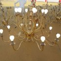 LED Traditional Fancy Hanging Chandelier