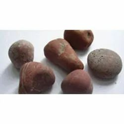 Unpolished Red Jasper Pebbles