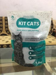 Silica Cat Litter Gel Powder- Pet Litter Silica