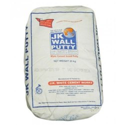 JK Wall Putty White Cement For Construction, For Interior