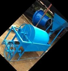 SHANKAR Rotary Type RICE DRYER, Capacity: 200kg - 2000kg Per 8 Hours, For For Drying Food Grains