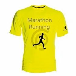 Running Marathon T Shirts in Premium Quality