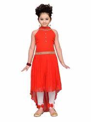Kids Partywear Dress for Girls