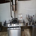 Heavy Duty Bottle Jar Capping Machine