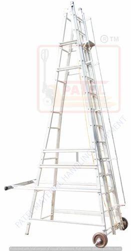 Aluminium Ladder Telescopic Ladders Manufacturer From