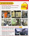 Inspect CNC Machines withing Few Hours