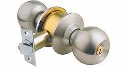 Givo & Enzo Stainless Steel Tubular Locks, Polished