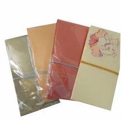 Paper Rectangular Designer Handmade Shagun Envelop