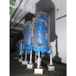 Pressure Vessels Erection Service