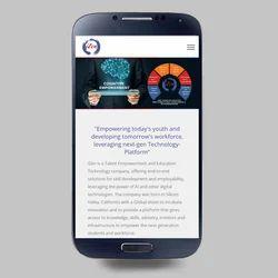 Mobile Website Service