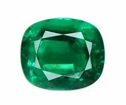 Natural Loupe Clean Zambian Emerald