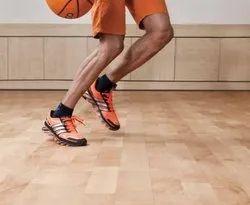 Wonderfloor PVC Bravo Sports Flooring, Thickness: 4.5 Mm, 6.5 Mm