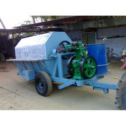 Turmeric Polisher Machine