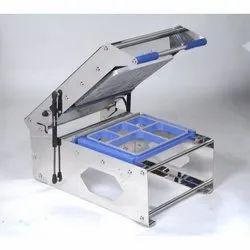 Semi Automatic 5 Portion Thali Sealing Machine