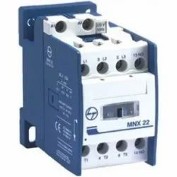 Single Phase 4 MNX 22 L And T MCCB Power Contactors, 220 V