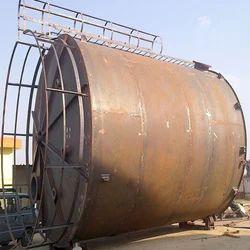 MS Fabricated Tank