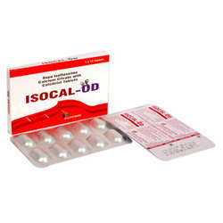 Soya Isoflavones Calcium Citrate with Calcitriol Tablets