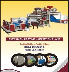 Co-extrusion Lamination Plant