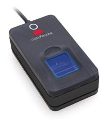 Digital Persona Biometric Fingerprint Scanner Reader, Model Name/Number: 4500 UID