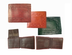 Handmade Leather Men Wallet