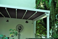 Retractable Roof Pergolas