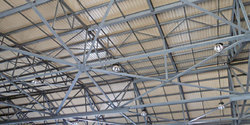 FRP Industrial Roofing