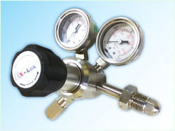 Single Stage Cylinder Regulator