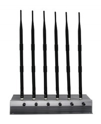 4G WIFI Jammer Mobile Network Voice and Data